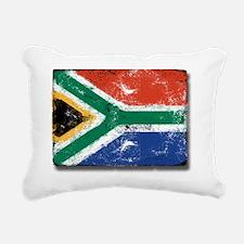 fifa_flag_only_design2 Rectangular Canvas Pillow