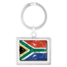 fifa_flag_only_design2 Landscape Keychain