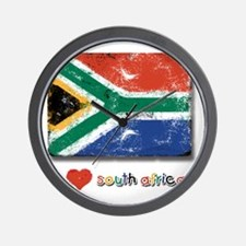 fifa_flag_only_design4 Wall Clock