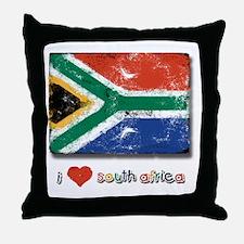 fifa_flag_only_design4 Throw Pillow