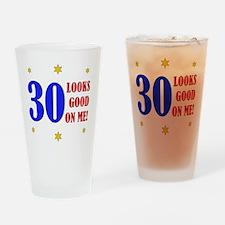 LooksGood_30 Drinking Glass