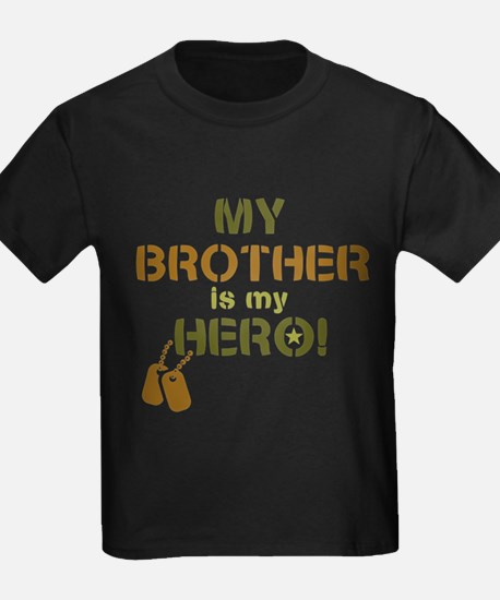 Dog Tag Hero Brother T