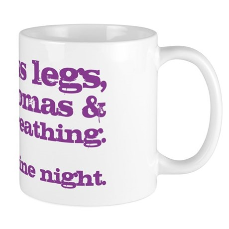 Wine night Mug