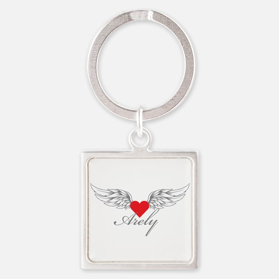 Angel Wings Arely Keychains
