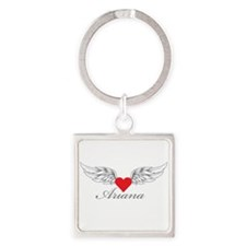 Angel Wings Ariana Keychains