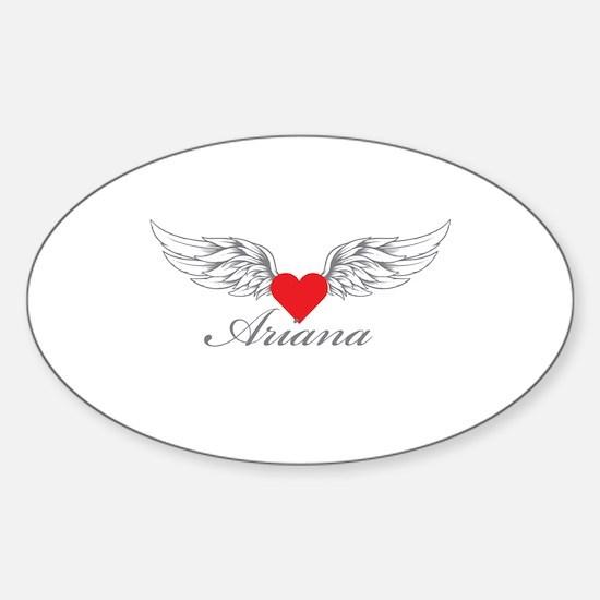Angel Wings Ariana Decal