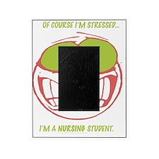 Stressed Nursing Student Picture Frame