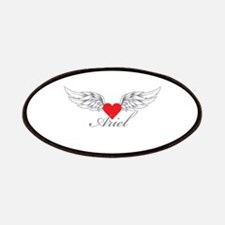 Angel Wings Ariel Patches