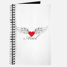 Angel Wings Ariel Journal