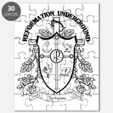 RUDTS Crest Puzzle