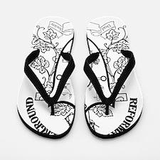 RUDTS Crest Flip Flops