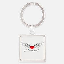 Angel Wings Armani Keychains