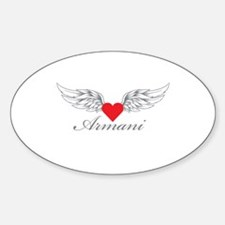 Angel Wings Armani Decal