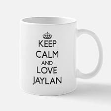 Keep Calm and Love Jaylan Mugs