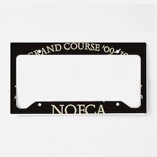 NOFCA FINAL 0910 CP License Plate Holder