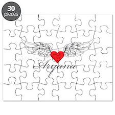Angel Wings Aryana Puzzle