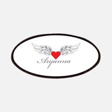 Angel Wings Aryanna Patches