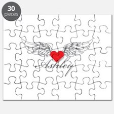 Angel Wings Ashley Puzzle