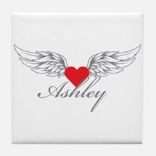 Angel Wings Ashley Tile Coaster