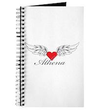 Angel Wings Athena Journal
