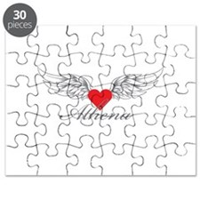 Angel Wings Athena Puzzle