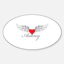 Angel Wings Aubrey Decal