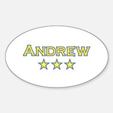 Andrew Oval Decal