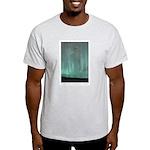 Aurora Meditation Ash Grey T-Shirt