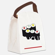 C-183 (sushi) Canvas Lunch Bag