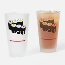 C-183 (sushi) Drinking Glass