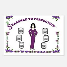 Seasoned to Perfection-14 Postcards (Package of 8)