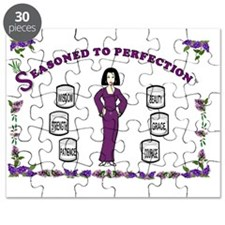 Seasoned to Perfection-14x10-Framed.Print Puzzle