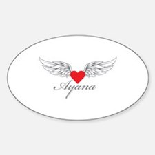 Angel Wings Ayana Decal