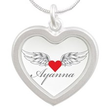 Angel Wings Ayanna Necklaces