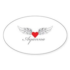 Angel Wings Ayanna Decal