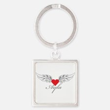 Angel Wings Ayla Keychains