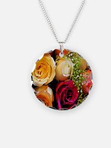 roses keepsake box Necklace