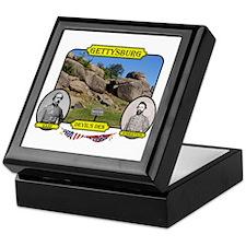 Gettysburg-Devils Den Keepsake Box
