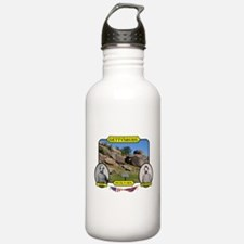 Gettysburg-Devils Den Water Bottle