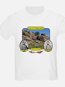 Gettysburg-Devils Den T-Shirt