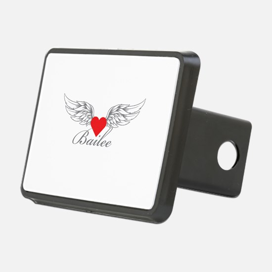 Angel Wings Bailee Hitch Cover