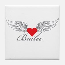 Angel Wings Bailee Tile Coaster