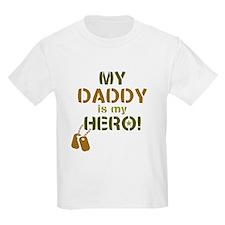 Dog Tag Hero Daddy T-Shirt
