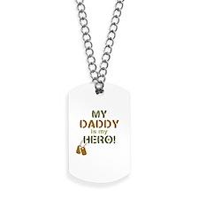 Dog Tag Hero Daddy Dog Tags