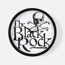 TheBlackRock001 Wall Clock