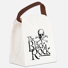 TheBlackRock001 Canvas Lunch Bag
