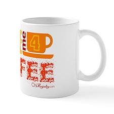 Wake me for coffee Mug