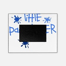 little paintballer boy Picture Frame