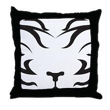 TigerLogo4 Throw Pillow