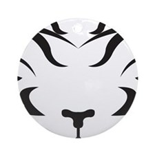 TigerLogo4 Round Ornament
